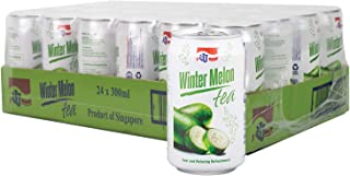 JJ Winter Melon Tea Case, 300 ml, (Pack of 24)