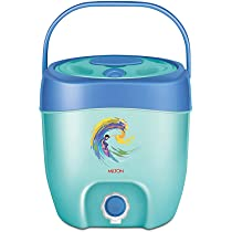 Milton Kool Seal 7 Insulated Water Jug with a Sturdy Handle, 6 ltrs, Blue