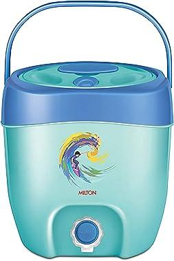 Milton Kool Seal 12 Insulated Water Jug 11.3 litres, (1 Piece Jug) Blue
