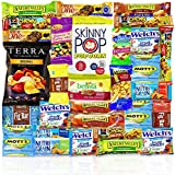 Healthy Snacks Care Package (Count 30) - Discover...