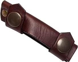 Creker Spoon Hook Knife Leather Sheath Crook Knife Case Hook Knife Cover For Mora 162 163 164