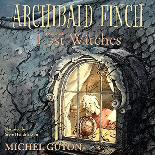 Archibald Finch and the Lost Witches cover art