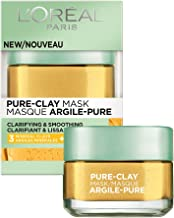 Best l oreal pure clay mask lemon Reviews