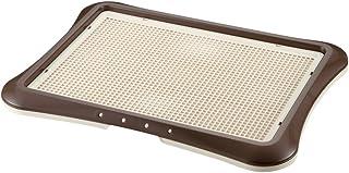 Richell Paw Trax Mesh Training Tray, Brown B00MGTQSA4