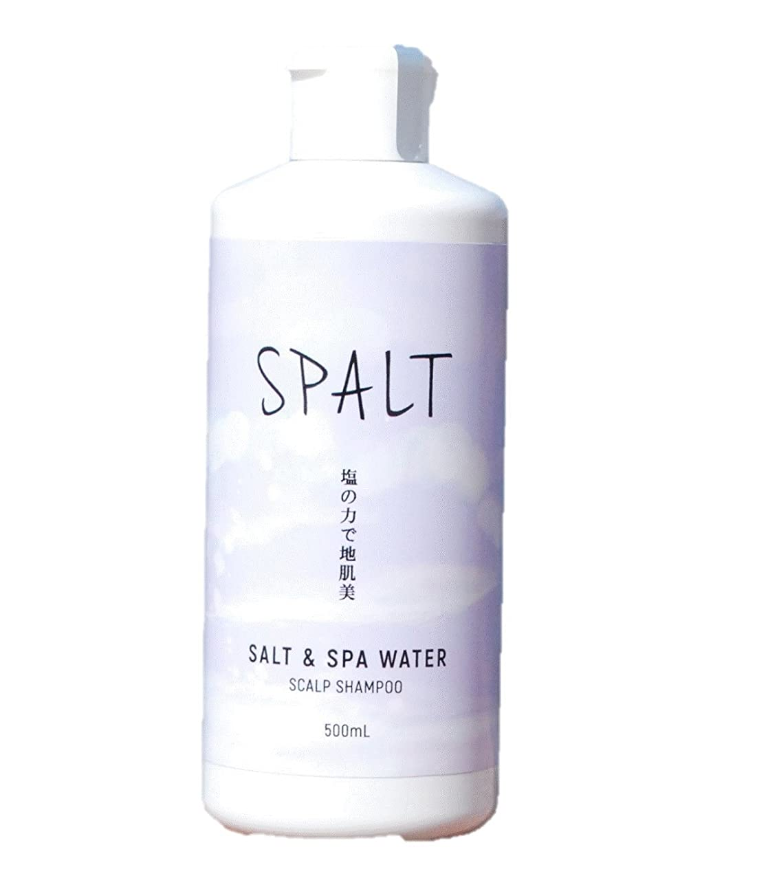 白菜ノイズご意見塩シャンプー 皆生温泉水シャンプー スパルト
