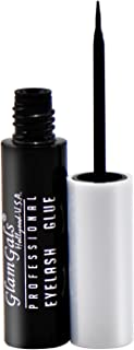 GlamGals Eyelash Glue, Black, GLU01, 6.5ml