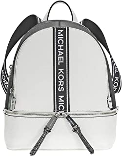 Rhea Medium Logo Tape Backpack