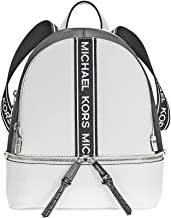 Michael Kors Rhea Medium Logo Tape Backpack