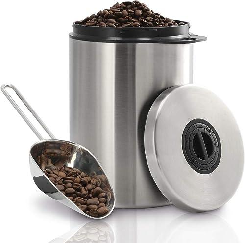 Vorratsdose für Kaffeebohnen zu Ostern, das beste Ostergeschenk für Kaffeeliebhaber