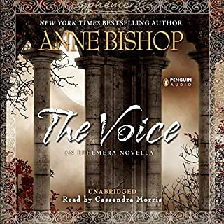 The Voice audiobook cover art