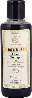 KHADI - Bhringraj Herbal Hair Oil - 210ml