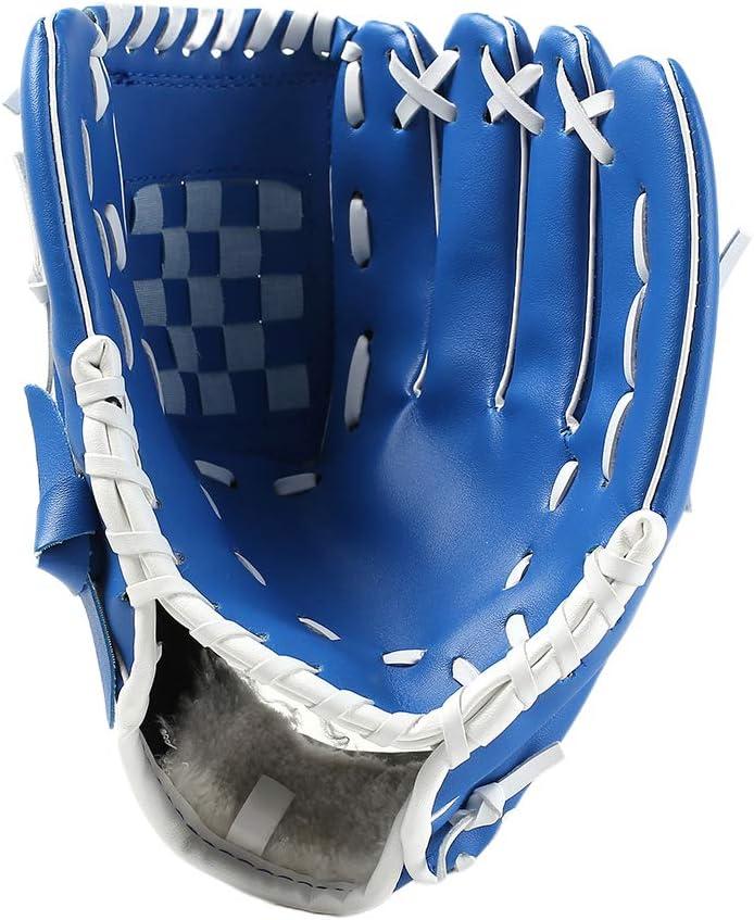 Kesoto Baseball Gloves Softball Infield Max San Antonio Mall 72% OFF Thicken Pitcher L