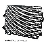 Tracer 700 Motocicleta Aluminio Cubierta de la Rejilla del Radiador para Yamaha Tracer 700 TRACER700 2016-2020 Tracer 7 2021 Tracer 7 GT 2021