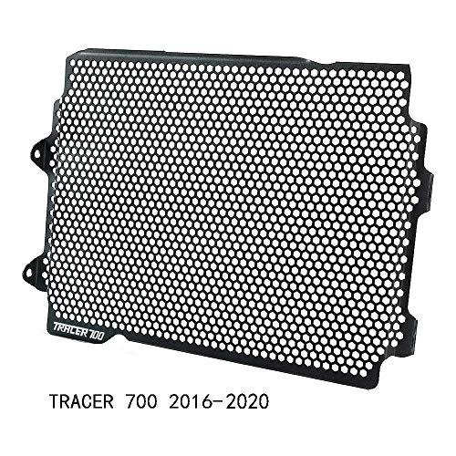 Tracer 700 Motorrad Aluminiumlegierung Kühlerabdeckung Für Yamaha Tracer 700 TRACER700 2016 2017 2018 2019 2020