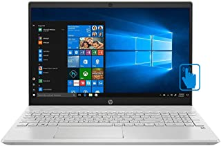 "2020 HP Pavilion 15 15.6"" FHD Touchscreen Laptop Computer, 10th Gen Intel Quard-Core i7 1065G7 up to 3.9GHz, 12GB DDR4 RAM..."