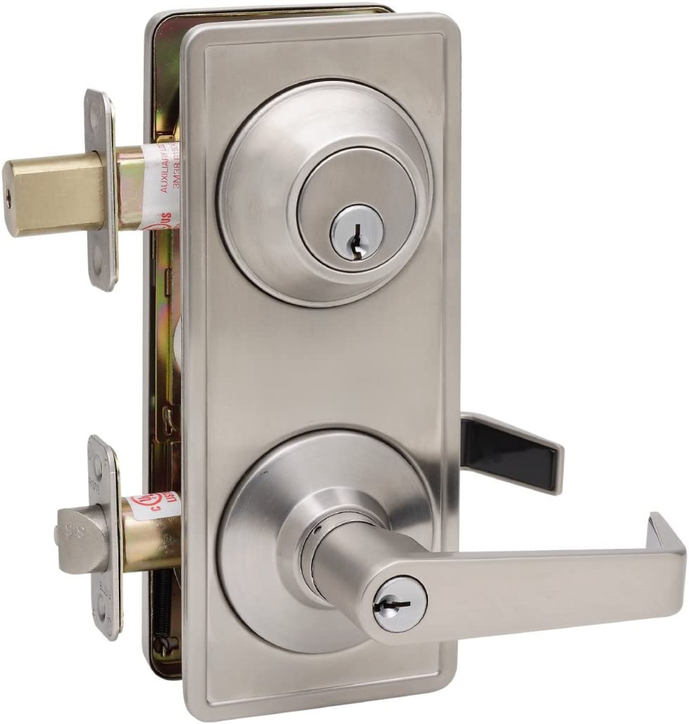 Copper Creek AL6941SS Avery Grade 2 Interconnect Entry Satin Stainless