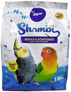 comprar comparacion DAPAC - Comida Mixtura SHAMBI con Vitaminas para Ninfas y Agapornis 1Kg