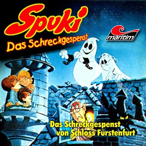 Das Schreckgespenst von Schloss Fürstenfurt (Spuki 1) Titelbild
