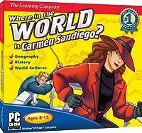 Where In The World Is Carmen Sandiego? (輸入版)