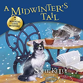 A Midwinter's Tail audiobook cover art