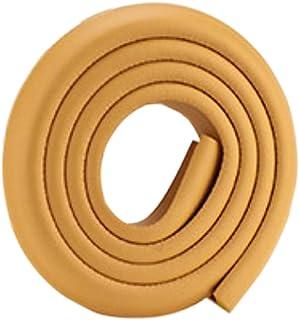 Rouleau de Mousse Antichoc de 4 m/ètres avec 4x Protecteurs d/'Angles Protection des Coussinets en Mousse pour la S/écurit/é de votre M Arr/êt de Porte Inclus Prot/ège-rebords Coupant pour r/éduire les blessures