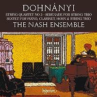 Dohnanyi: String Quartet