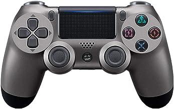 $36 » QDX Wireless Controller for Playstation 4 - Gamepad Joystick Steel Black