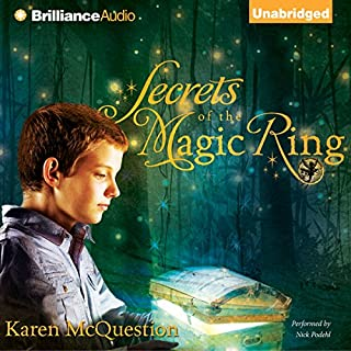 Secrets of the Magic Ring cover art