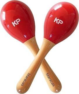 キッズパーカッション ミニマラカス レッド KP-120/MM/REN