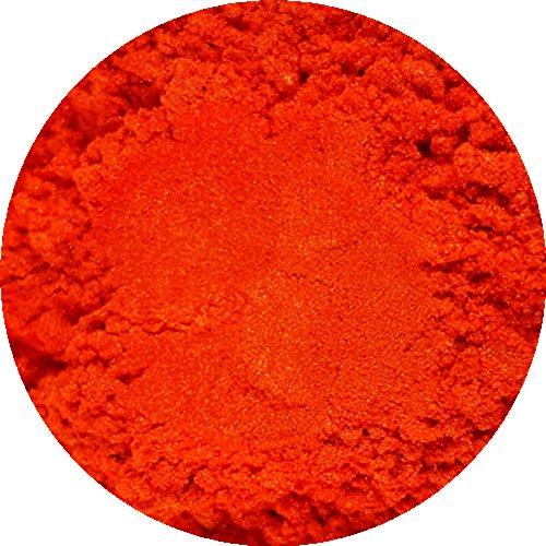 Pigmento en polvo para jabones color naranja