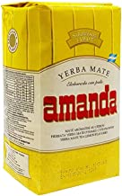 Yerba Mate Amanda Lemon 500g Estimated Price : £ 9,24