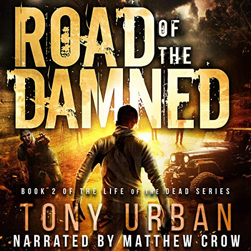 Road of the Damned  By  cover art
