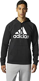 adidas Men's Athletics Essential Cotton Pullover Hoodie