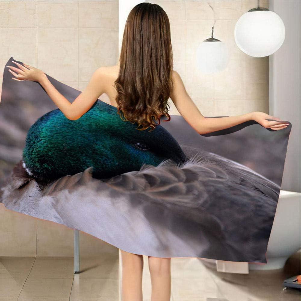 ZCLCHQ 3D Beach Towel Animal Abstract Microfibre Qu Finally resale start Rectangular Cheap mail order shopping