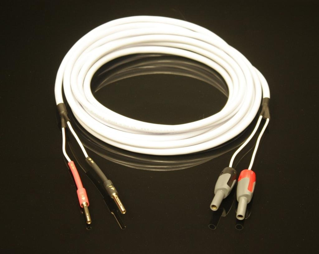 Cable para altavoces rumoreaque 2 Chord 10,5 Metre longitud ...