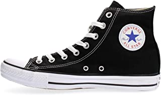 حذاء Converse Men's All Star Hi Trainers، أسود، 8. 5 UK