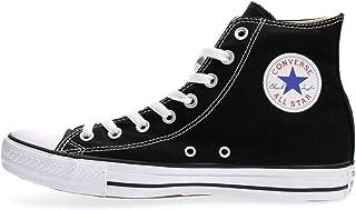 Converse Men's All Star Hi Trainers, Black, 8.5 UK