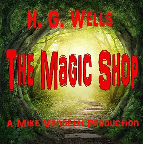 『The Magic Shop』のカバーアート