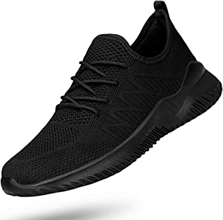 Slip On Sneakers Men Breathable Lightweight Comfortable Fashion Non Slip Shoes for Men