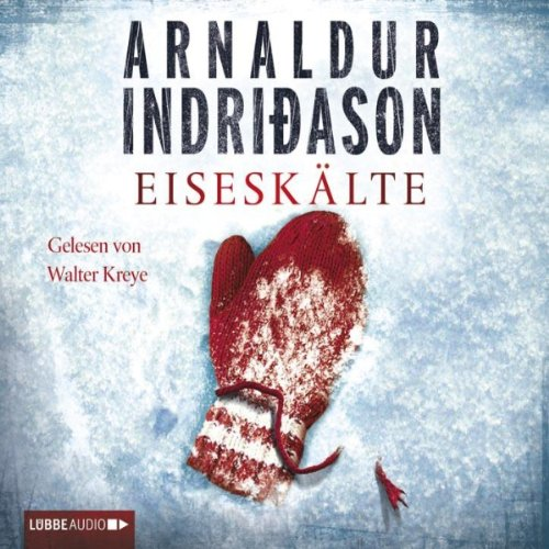 Eiseskälte audiobook cover art
