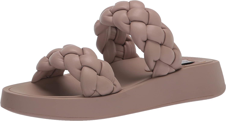 Steve Madden Women's Hillary Slide Sandal