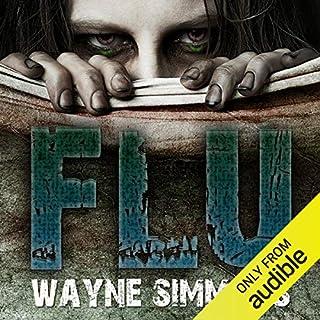 Flu audiobook cover art