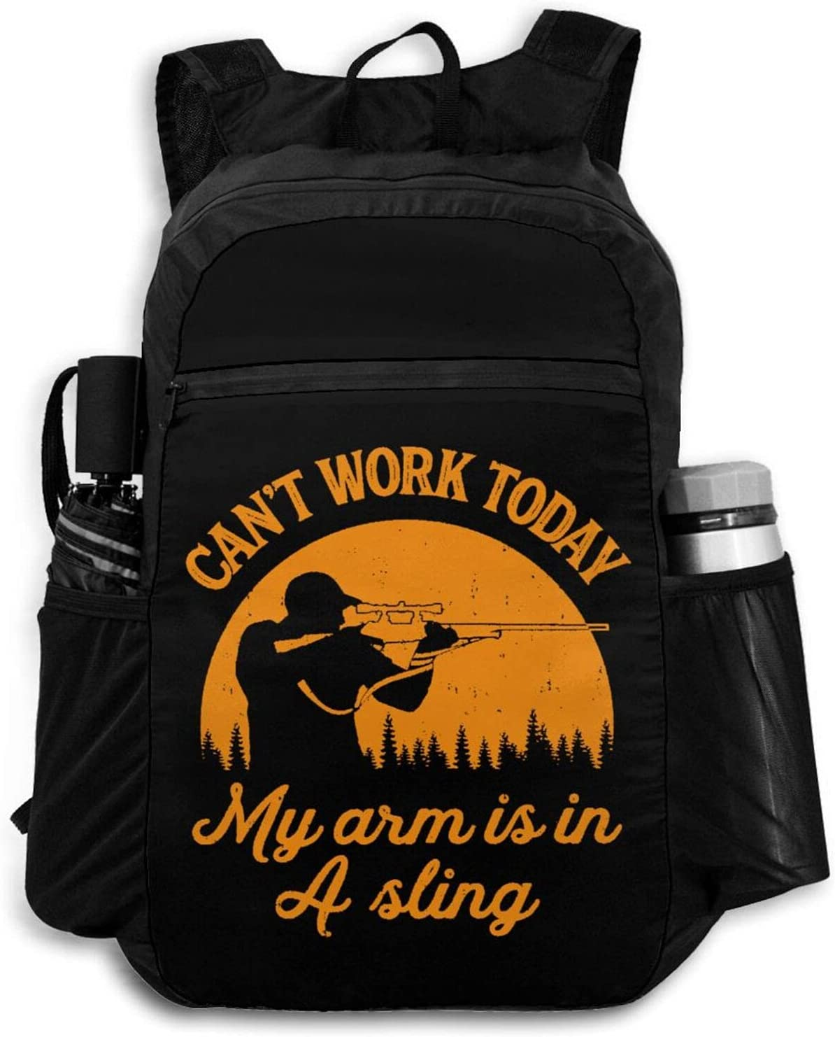Zolama My Arm OFFicial mail order is in A Sling Backpacks Packabl Cute Men for Women sold out
