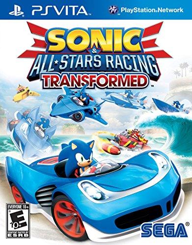 sega ps vita games Sonic & All-Stars Racing Transformed PlayStation Vita