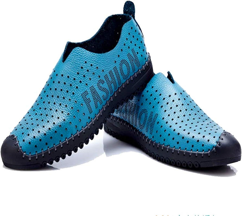 Leather Men's shoes Convenient Ventilation Casual Sandals 24.0-26.0 cm