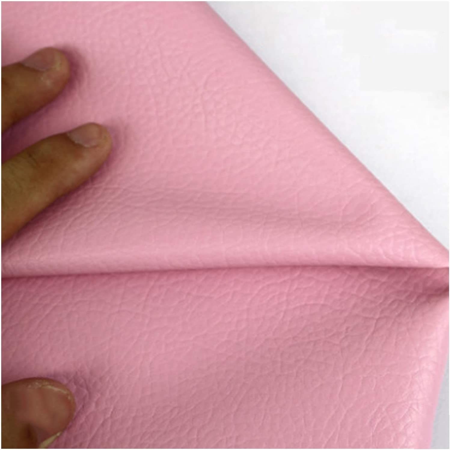 Soft Leather Faux Sales results No. 1 Complete Free Shipping Fabric Leatherett Texture Grain Litchi