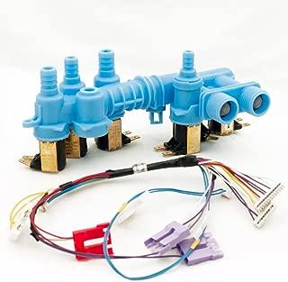 Whirlpool W10372095 Washer Water Inlet Valve Genuine Original Equipment Manufacturer (OEM) Part