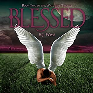 Blessed: The Watchers Trilogy                   By:                                                                                                                                 S.J. West                               Narrated by:                                                                                                                                 Christa Lewis                      Length: 9 hrs and 28 mins     479 ratings     Overall 4.5