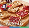 Jif Creamy Peanut Butter, 40 Ounces (Pack of 2), 7g (7% DV) of Protein per Serving, Smooth, Creamy Texture, No Stir Peanut Butter #2