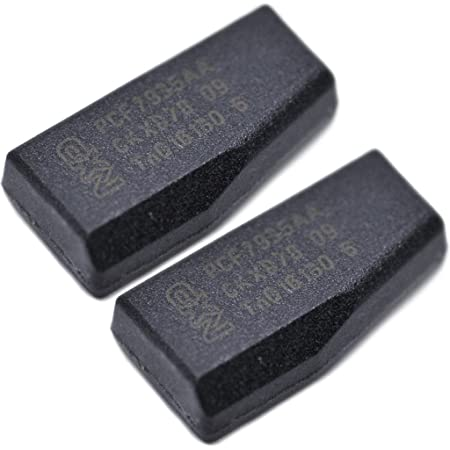 Auto Schlüssel Funk Fernbedienung 2x Id40 Transponder Elektronik